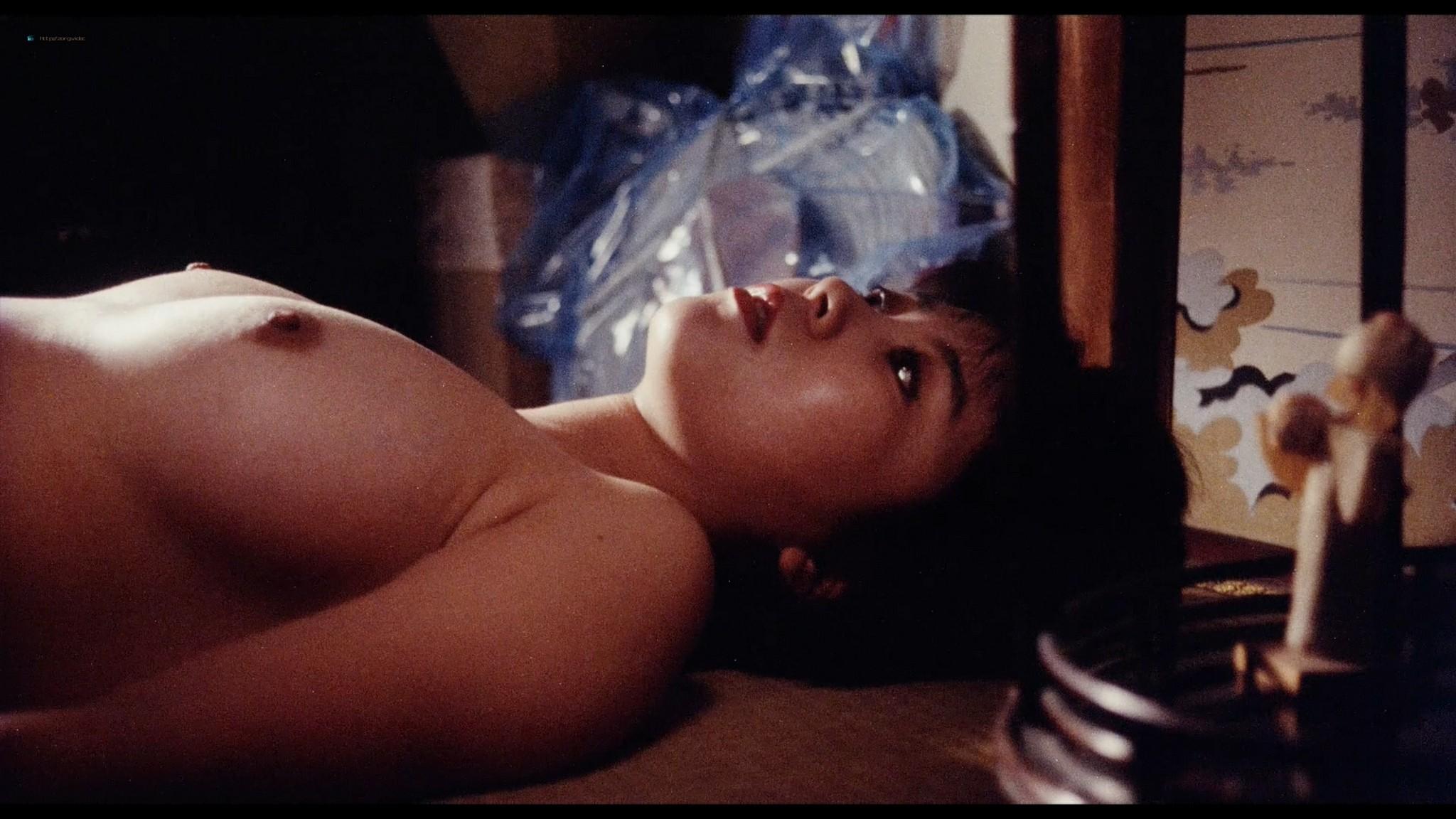 Miki Yamaji nude sex Kaoru Kaze and others nude - Abnormal Family (1984) HD 1080p BluRay (3)