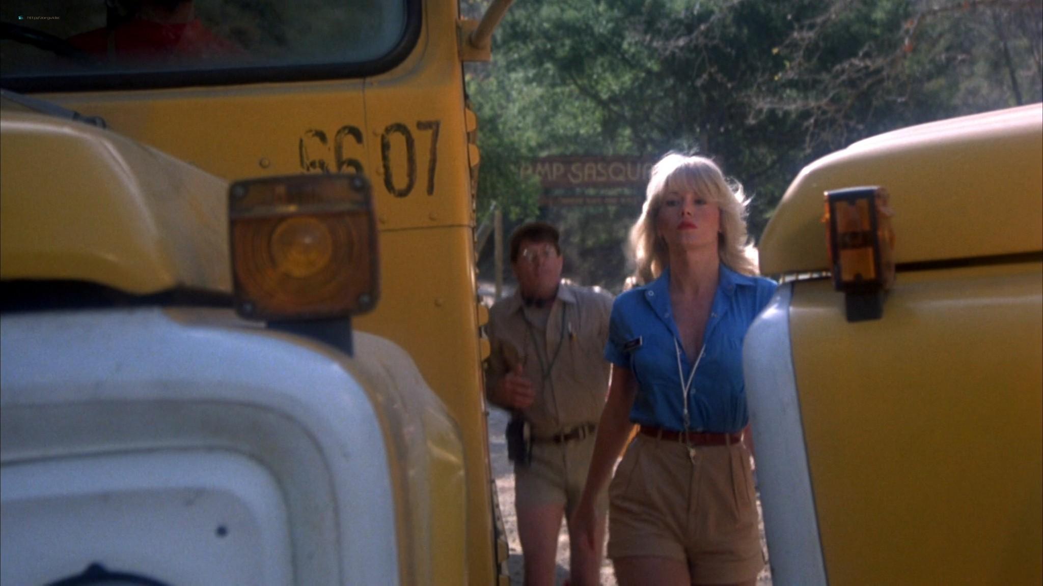 Misty Rowe hot Kim Richards, Tammy Taylor sexy - Meatballs Part II (1984) HD 1080p BluRay (13)