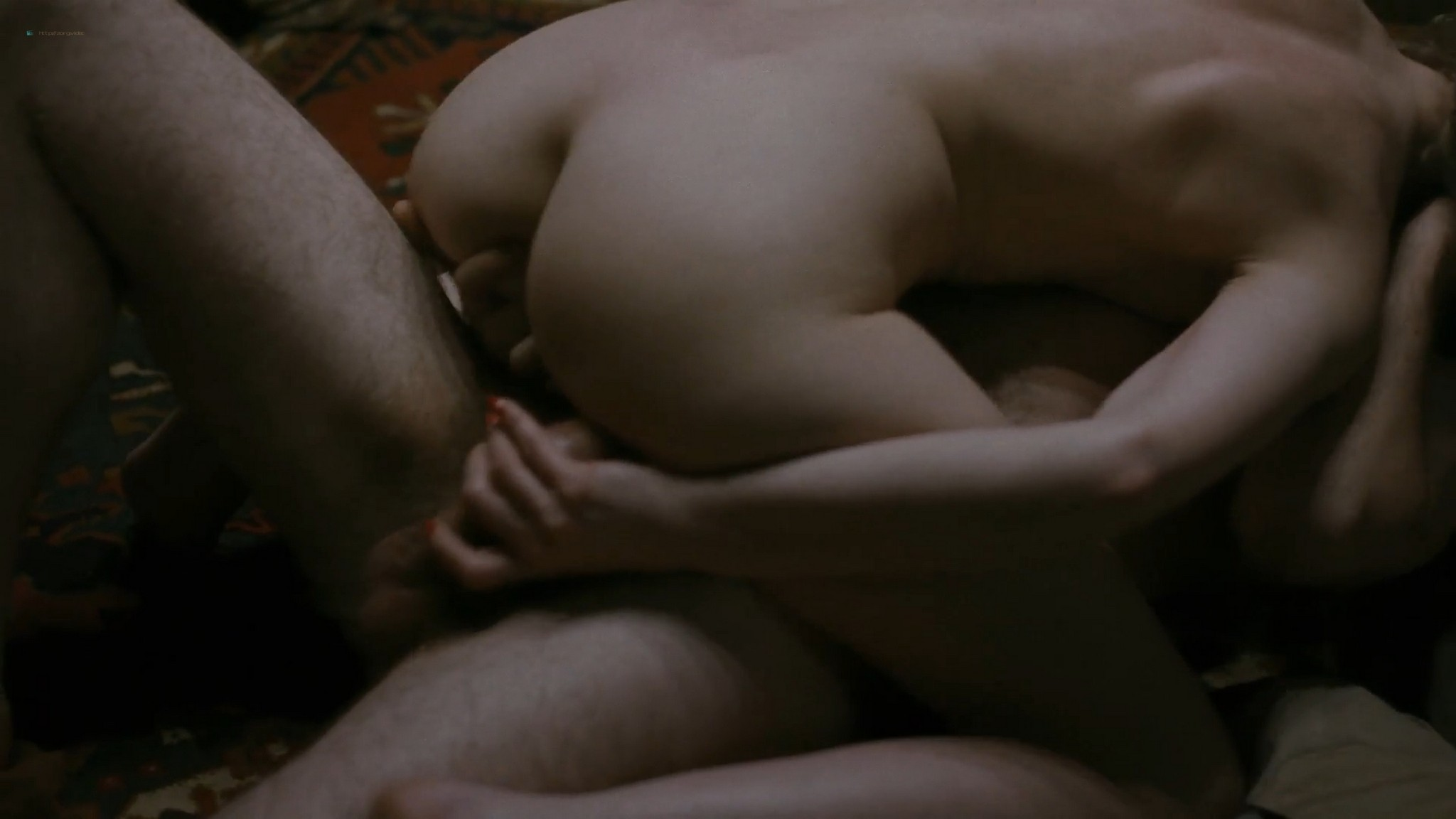 Olga Shkabarnya nude Natalia Berezhnaya nude explicit sex - DAU Natasha (2020) HD 1080p Web (15)