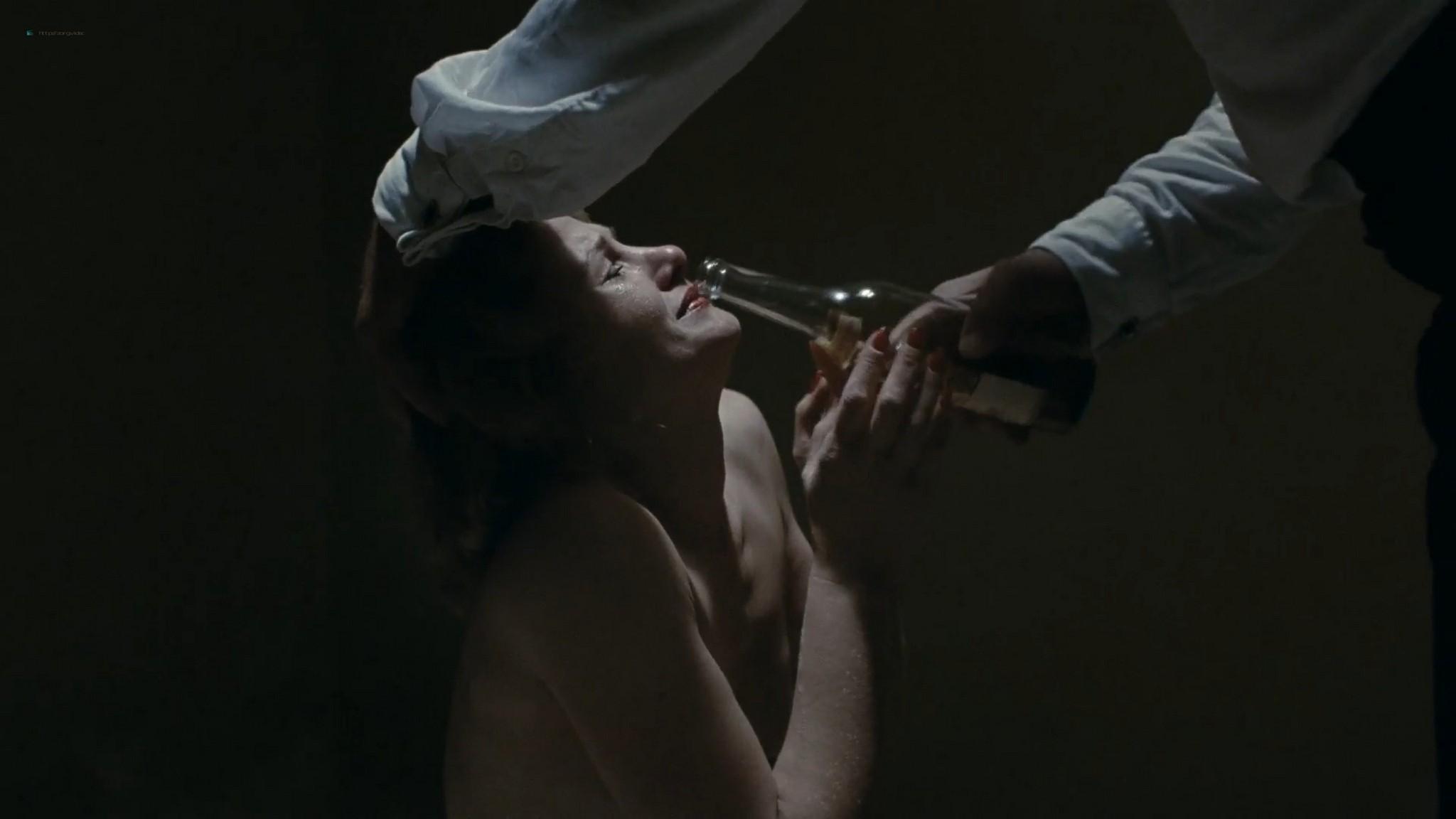 Olga Shkabarnya nude Natalia Berezhnaya nude explicit sex - DAU Natasha (2020) HD 1080p Web (4)