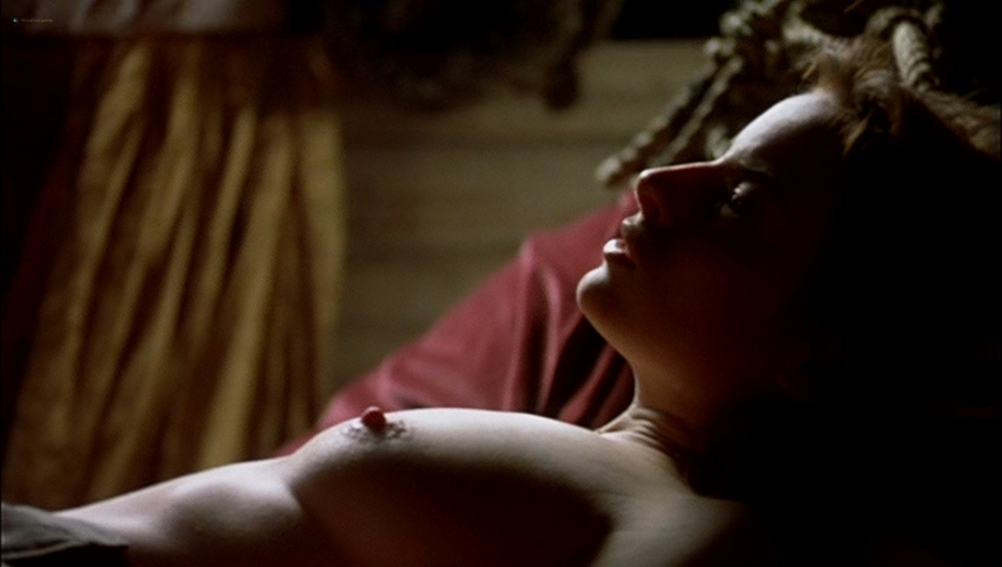 Pascale Bussières nude lesbian sex with Rachael Crawford - When Night Is Falling (1995) (11)