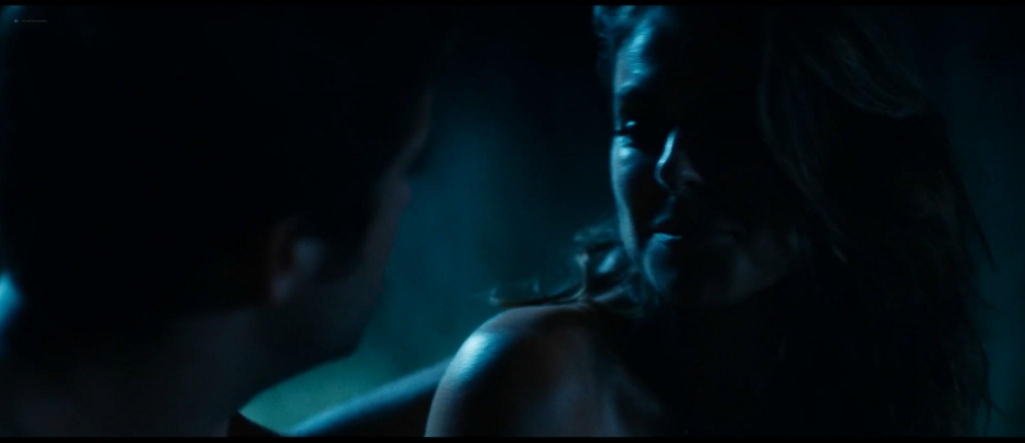 Serinda Swan hot and some sex - Revenge Ride (2020) HD 1080p Web (2)