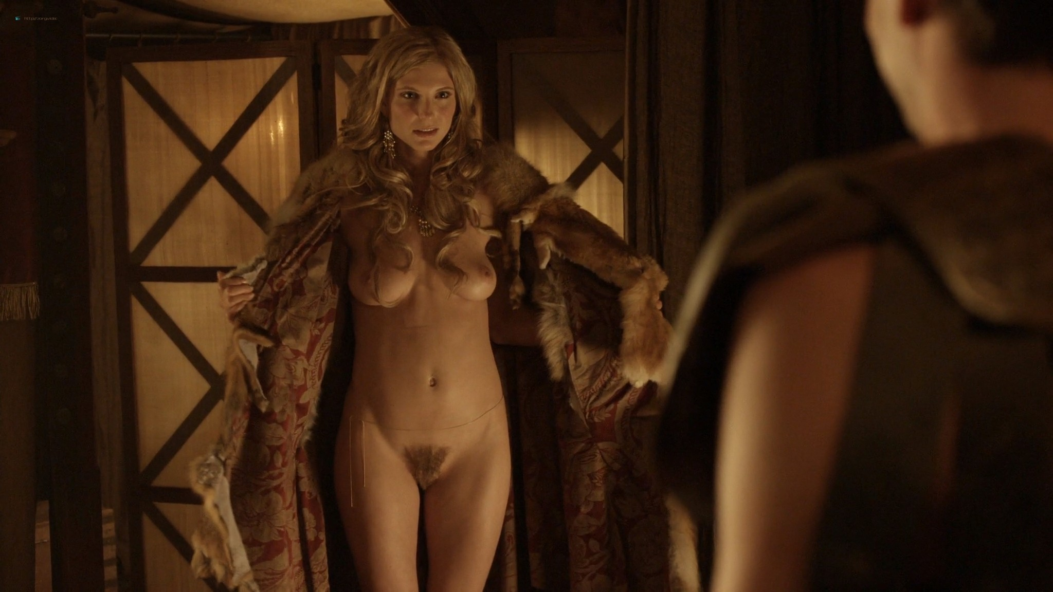 Viva Bianca nude full frontal Erin Cummings and others nude - Spartacus -The Red Serpent (2010) HD 1080p BluRay (16)