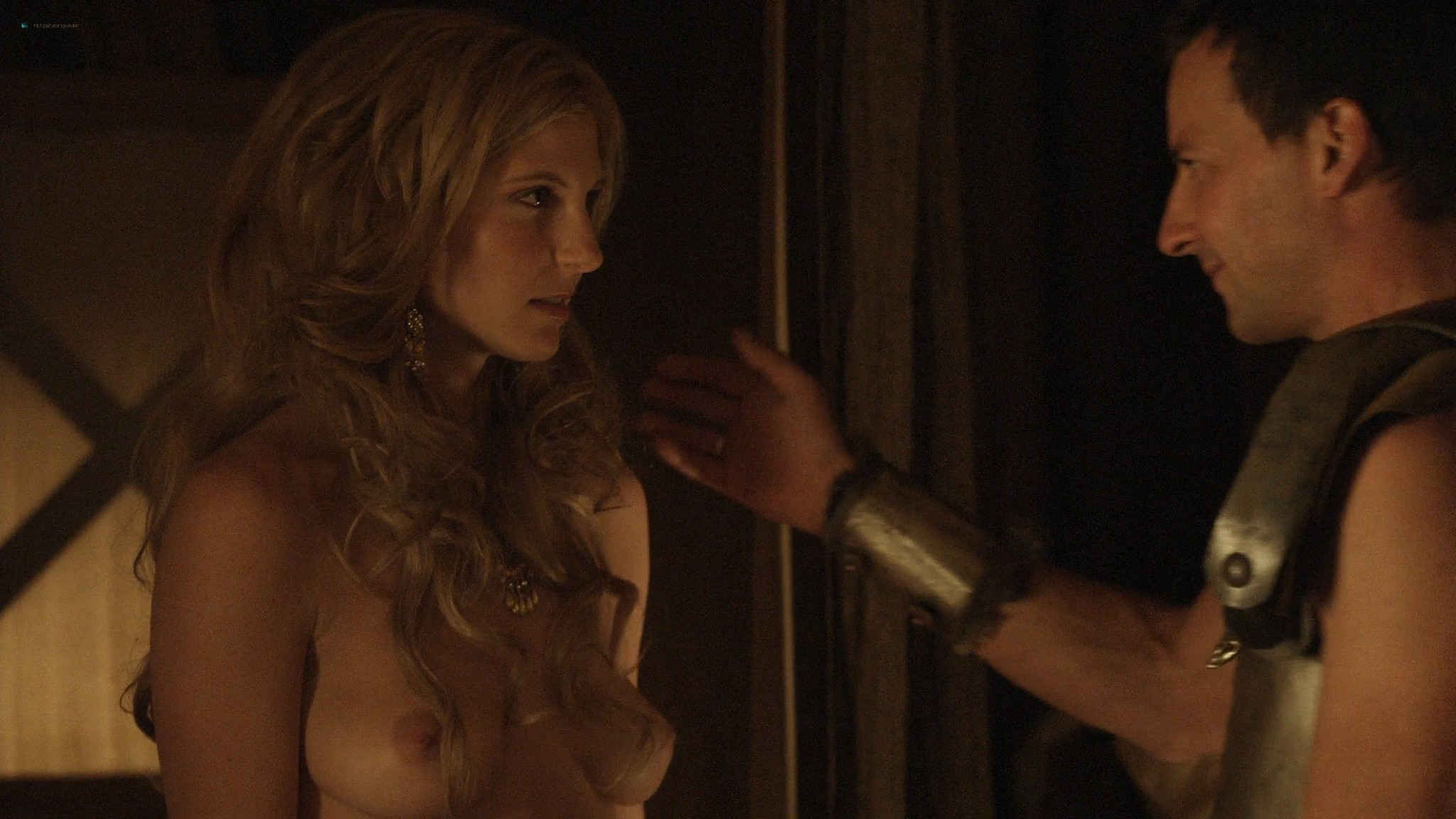 Viva Bianca nude full frontal Erin Cummings and others nude - Spartacus -The Red Serpent (2010) HD 1080p BluRay (14)