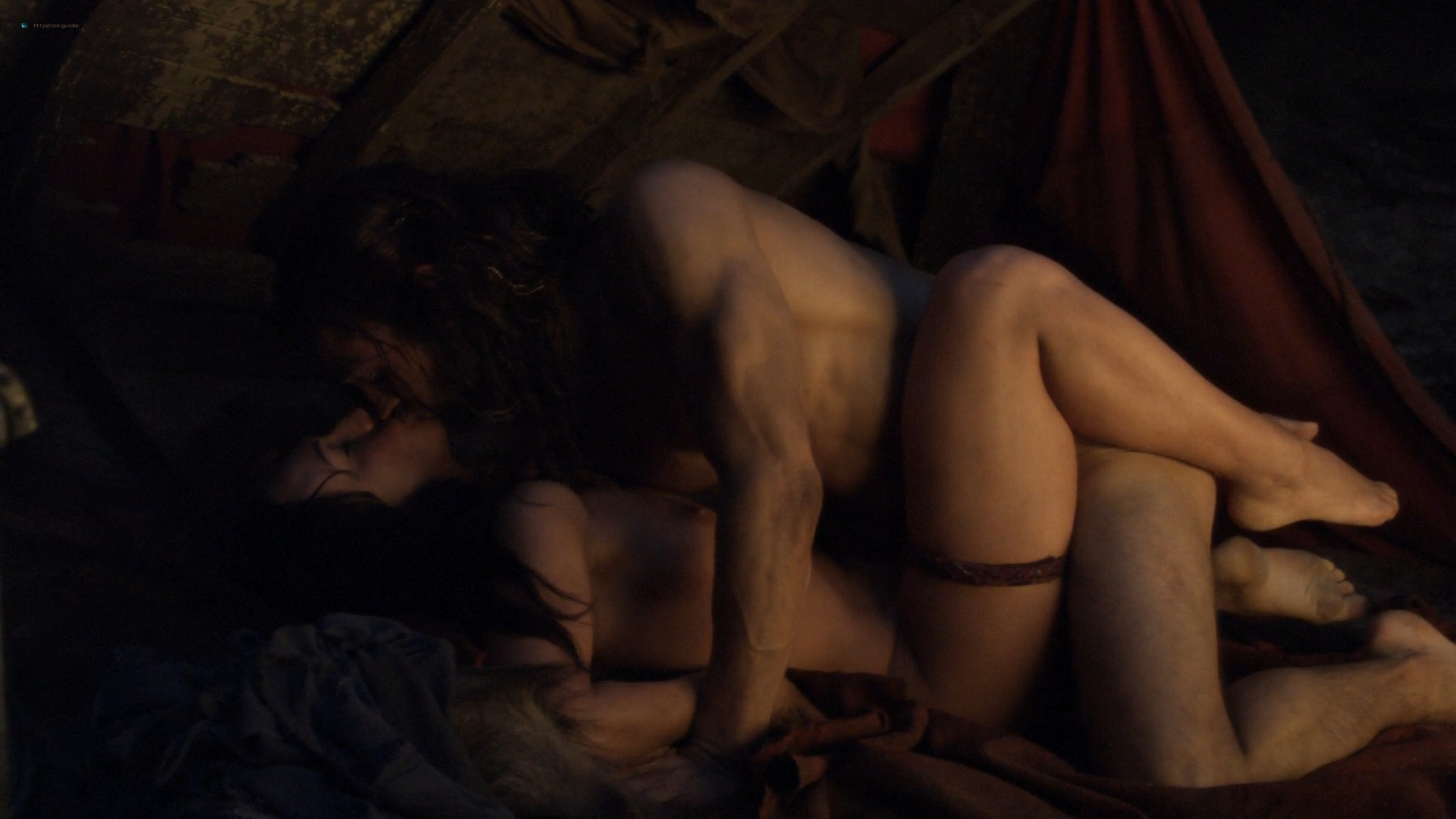 Viva Bianca nude full frontal Erin Cummings and others nude - Spartacus -The Red Serpent (2010) HD 1080p BluRay (12)