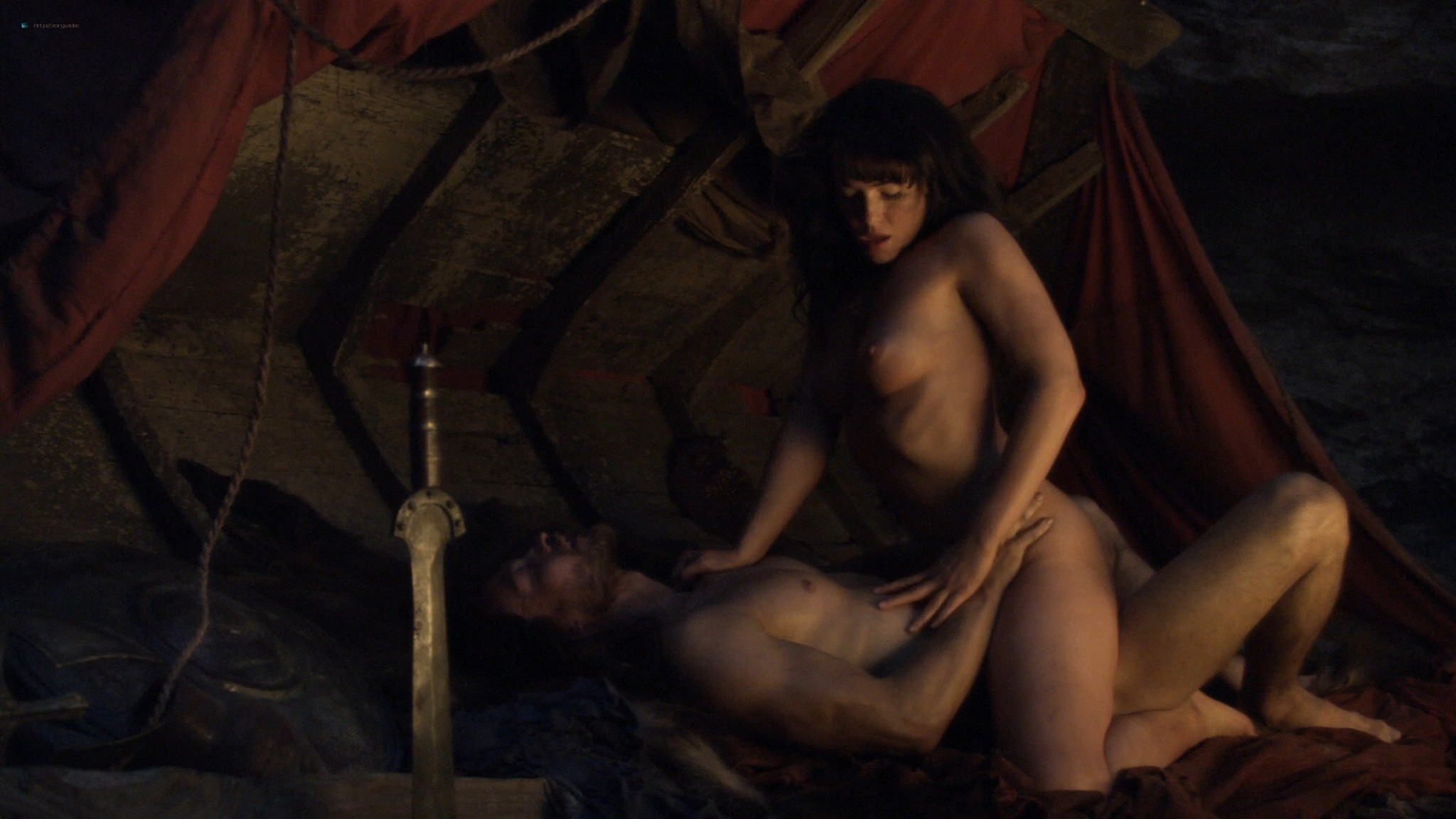 Viva Bianca nude full frontal Erin Cummings and others nude - Spartacus -The Red Serpent (2010) HD 1080p BluRay (10)
