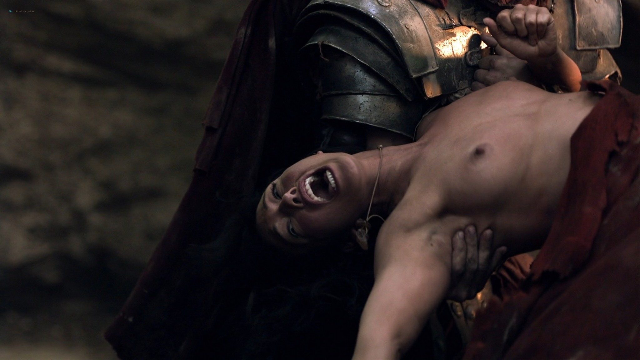 Viva Bianca nude full frontal Erin Cummings and others nude - Spartacus -The Red Serpent (2010) HD 1080p BluRay (6)