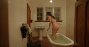Arta Dobroshi nude butt in the tub - Stray (2018) HD 1080p Web (2)