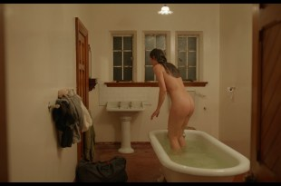 Arta Dobroshi nude butt in the tub - Stray (2018) HD 1080p Web (2)