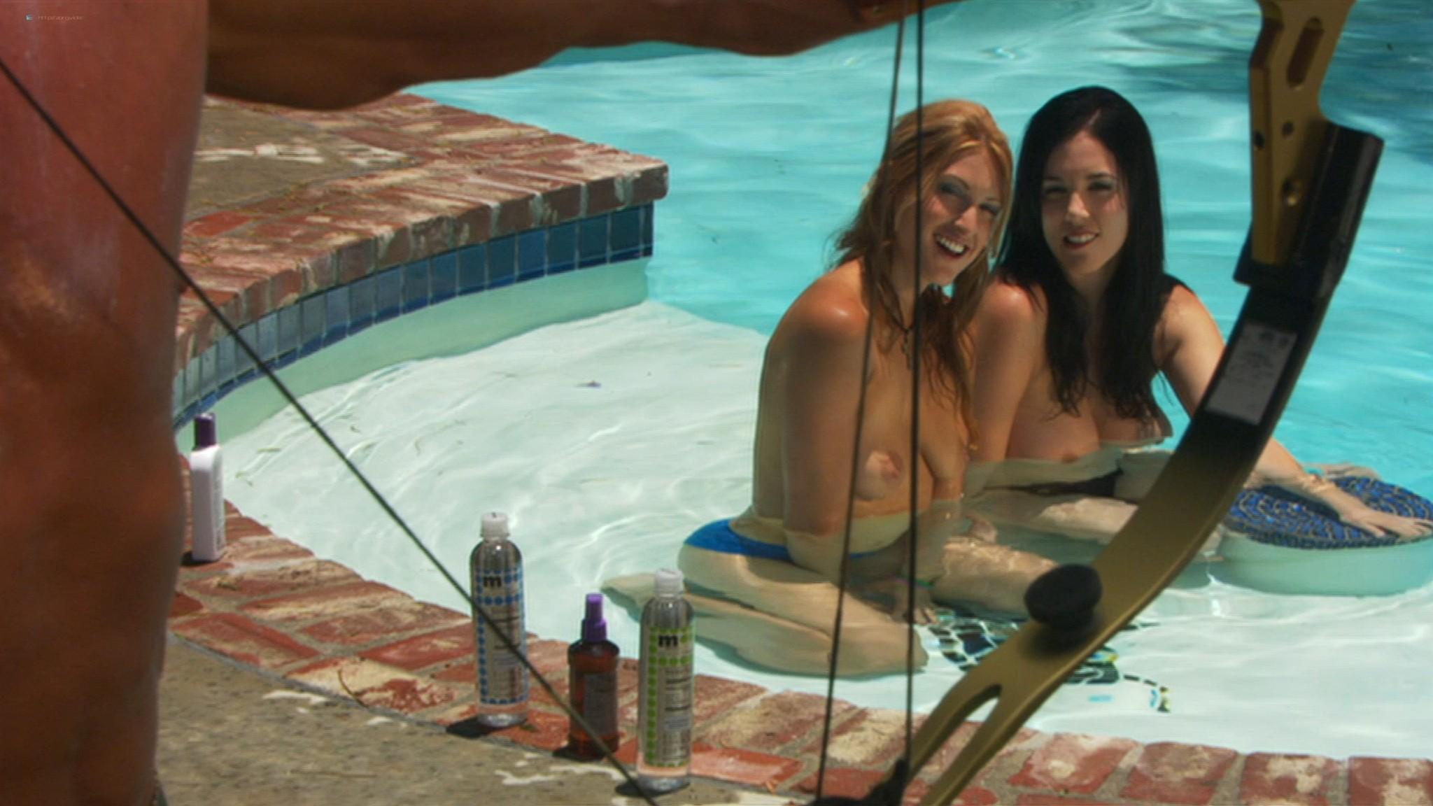 Kaley Cuoco hot Izabella Scorupco sexy others nude - Cougar Club (2007) HD 1080p BluRay (4)
