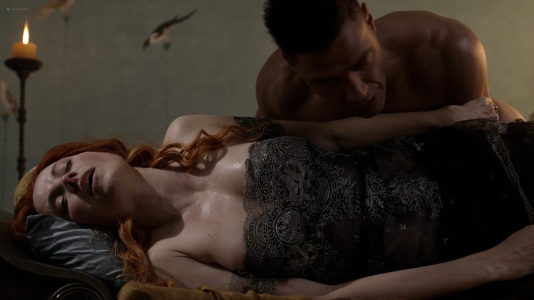 Lucy Lawless nude Katrina Law full-frontal Viva Bianca, etc nude - Spartacus (2010) Whore s1e9 HD 1080p BluRay (9)