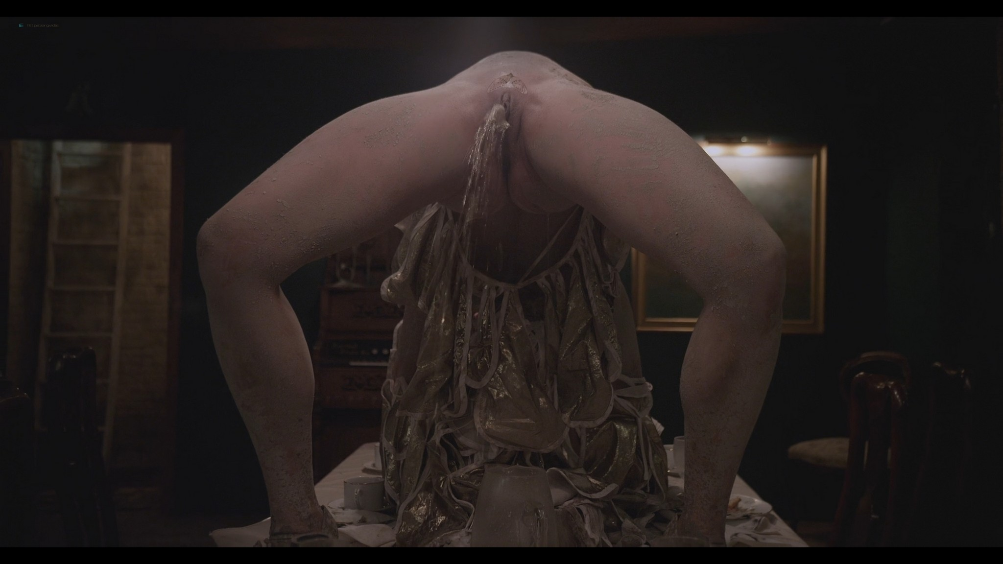 Maggie Gyllenhaal nude lactating Aimee Mullins, Adrianna Nicole, and others nude end explicit - River of Fundament (2014) HD 1080p (5)