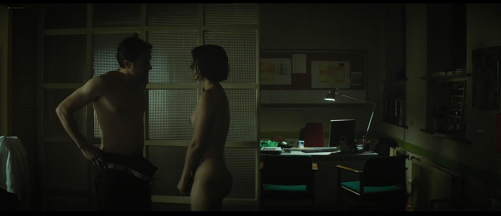 Noémie Merlant nude bush, topless and sex - Jumbo (FR-2020) HD 1080p Web (6)