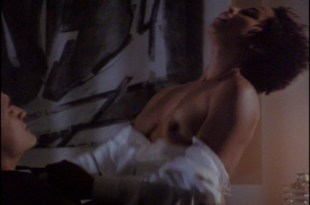 Rae Dawn Chong nude topless and sex - Power of Attorney (1995) HD 1080p Web (3)