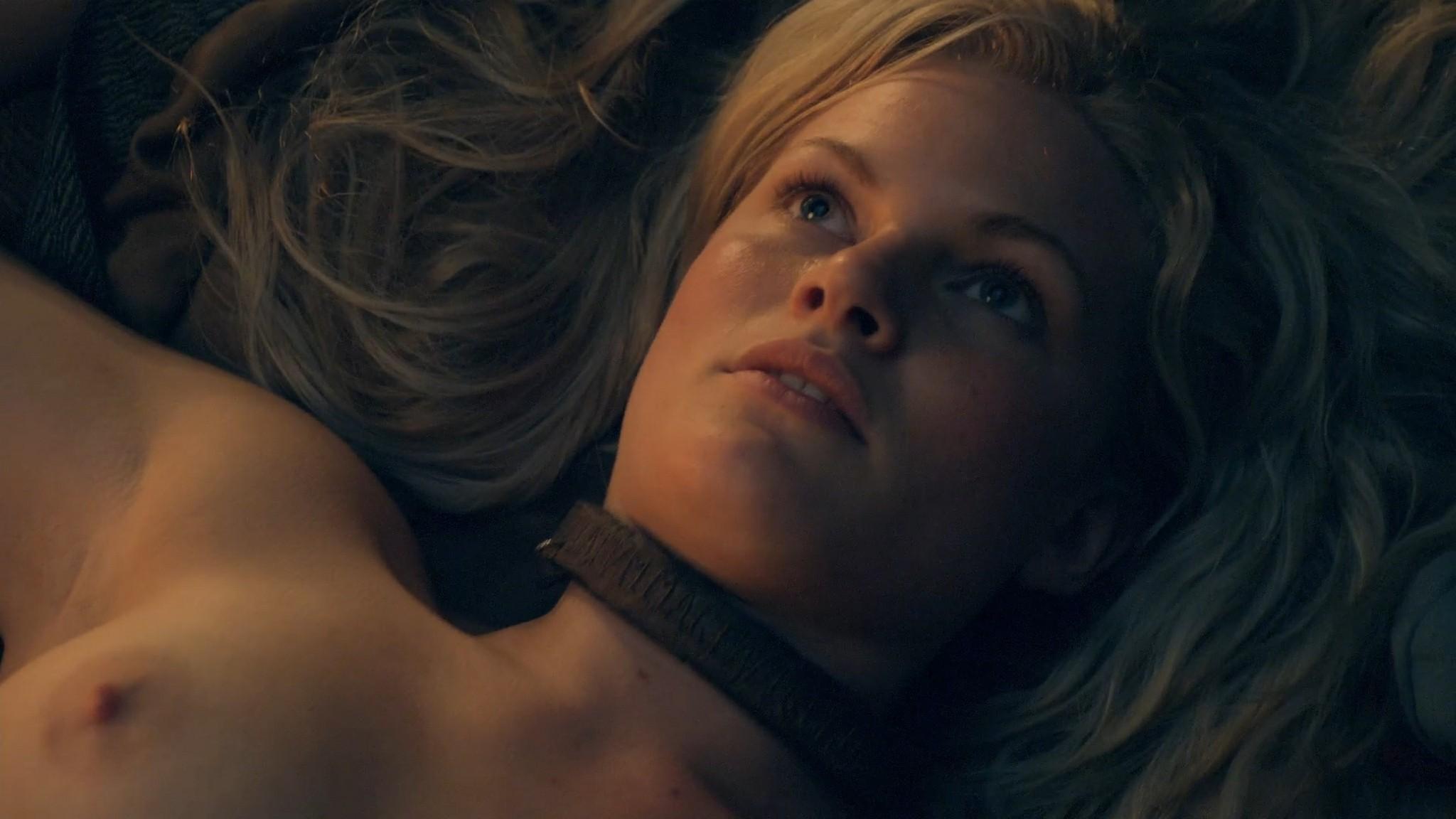Viva Bianca nude Katrina Law, Bonnie Sveen all nude -Spartacus - Vengeance (2012) e2 1080p (15)