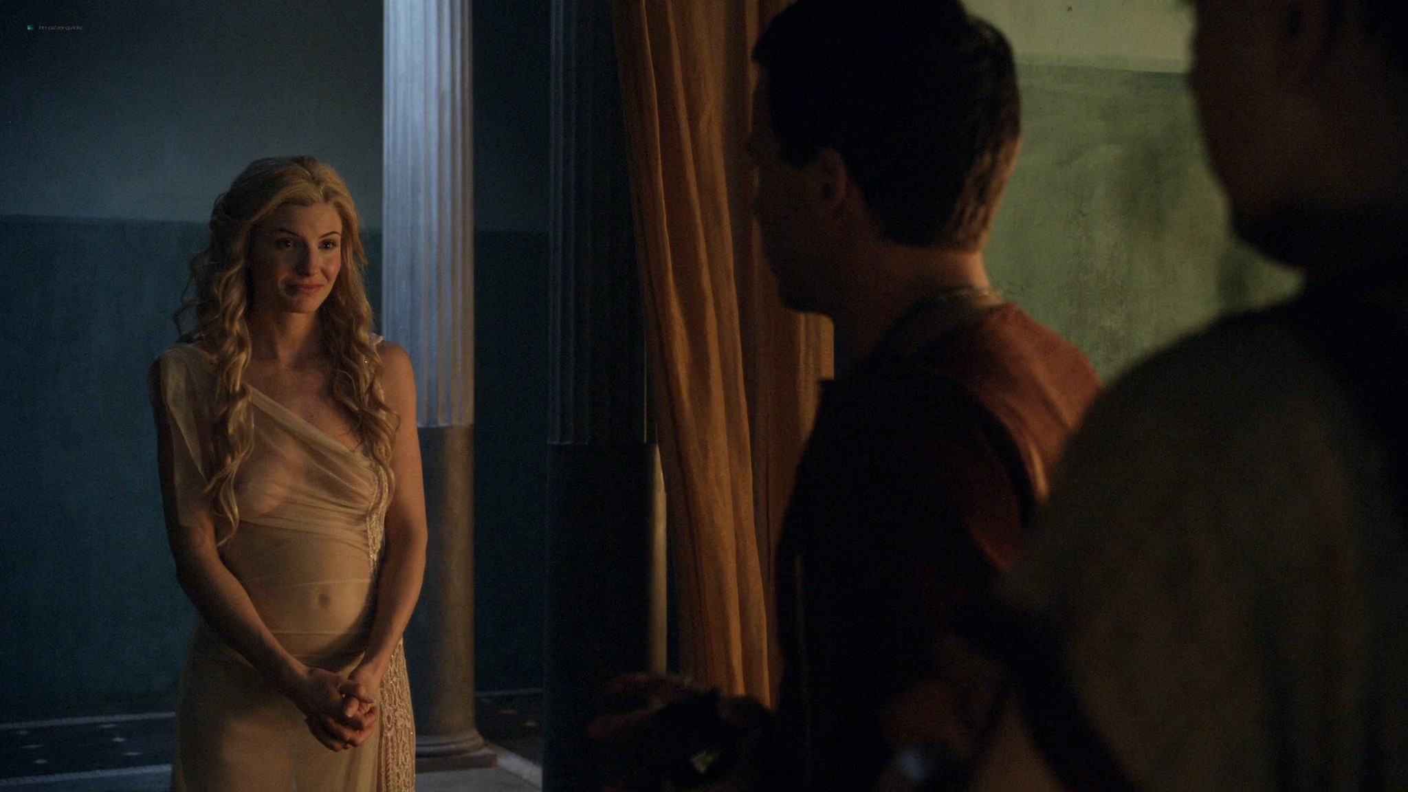Viva Bianca nude topless Katrina Law, Bonnie Sveen, etc -Spartacus - Vengeance (2012) e3 1080p (15)