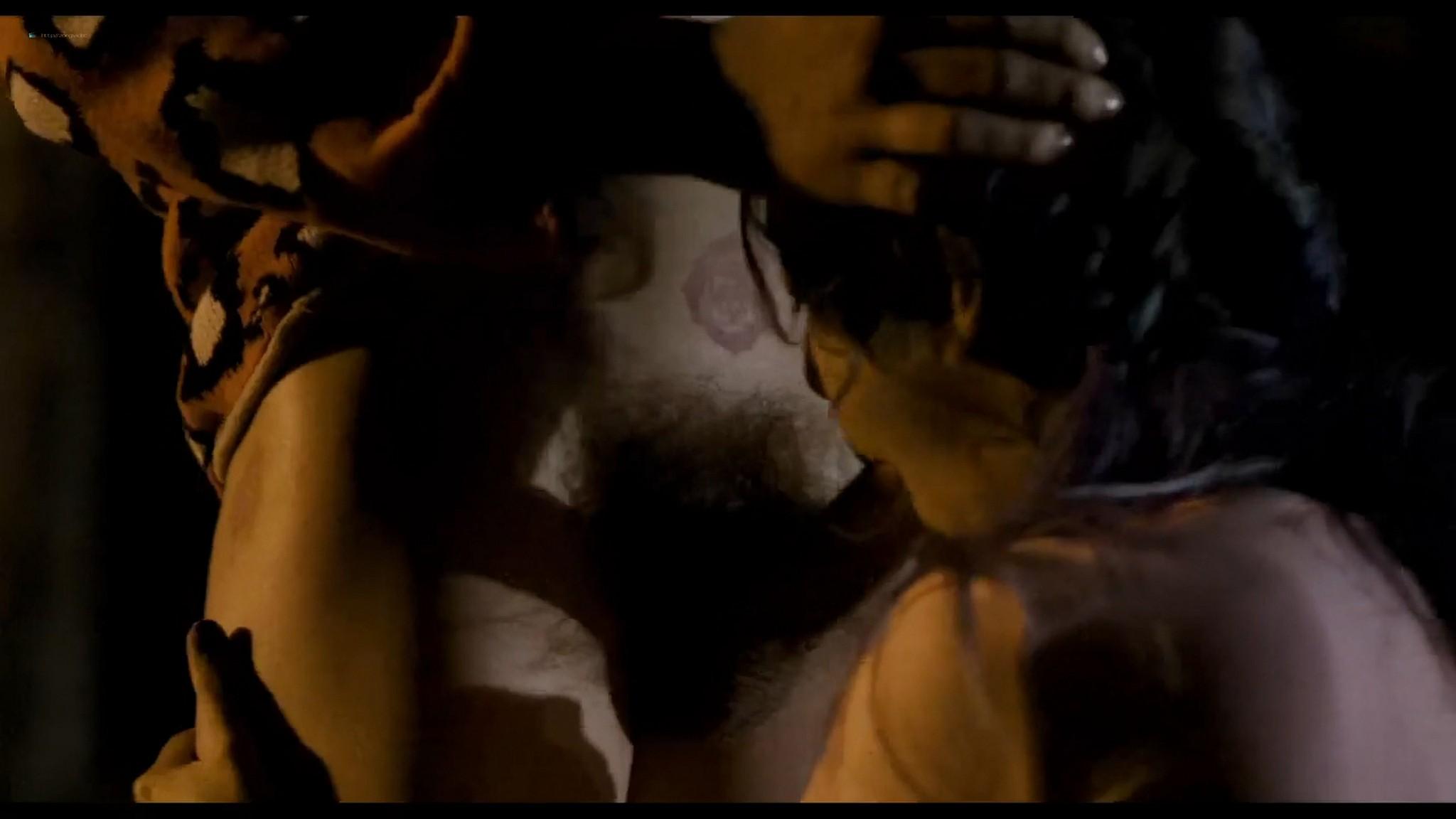 Gloria Granja nude explicit oral - Jesus (2016) HD 1080p Web (4)