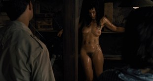 Pollyanna McIntosh nude full frontal and nude topless in - The Woman (2011) HD 1080p BluRay