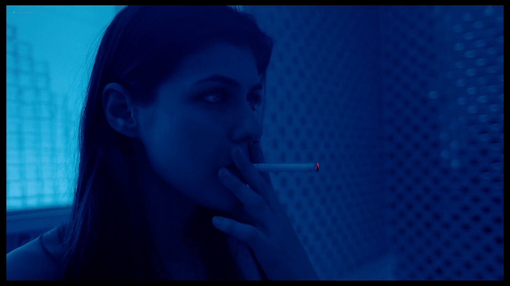 Alexandra Daddario nude butt and topless Lost Girls and Love Hotels 2020 HD 1080p Web 004