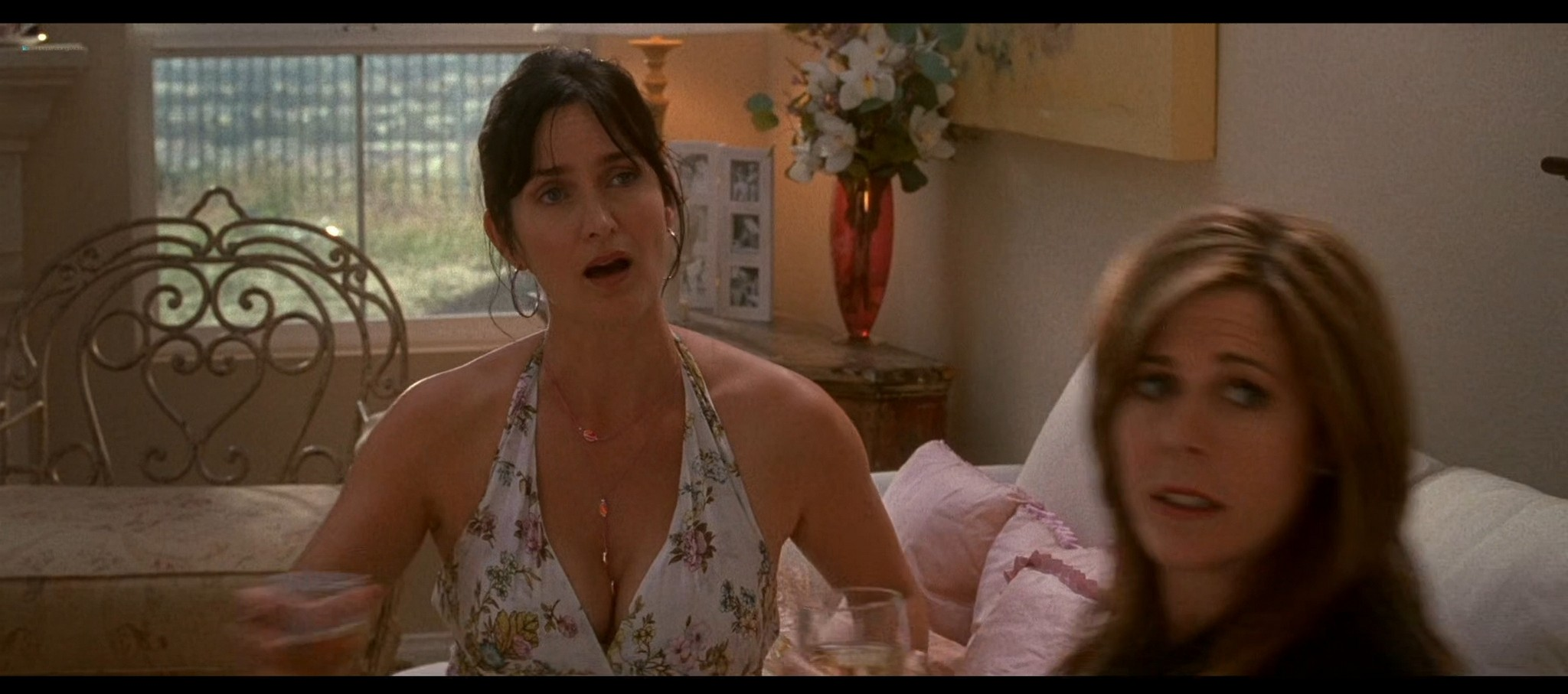 Carrie Anne Moss hot in bikini and Camilla Belle sexy The Chumscrubber 2005 HD 1080p 015