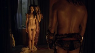 Gwendoline Taylor nude full frontal Jenna Lind, Ellen Hollman and others nude sex too - Spartacus (2013) HD 1080p BluRay
