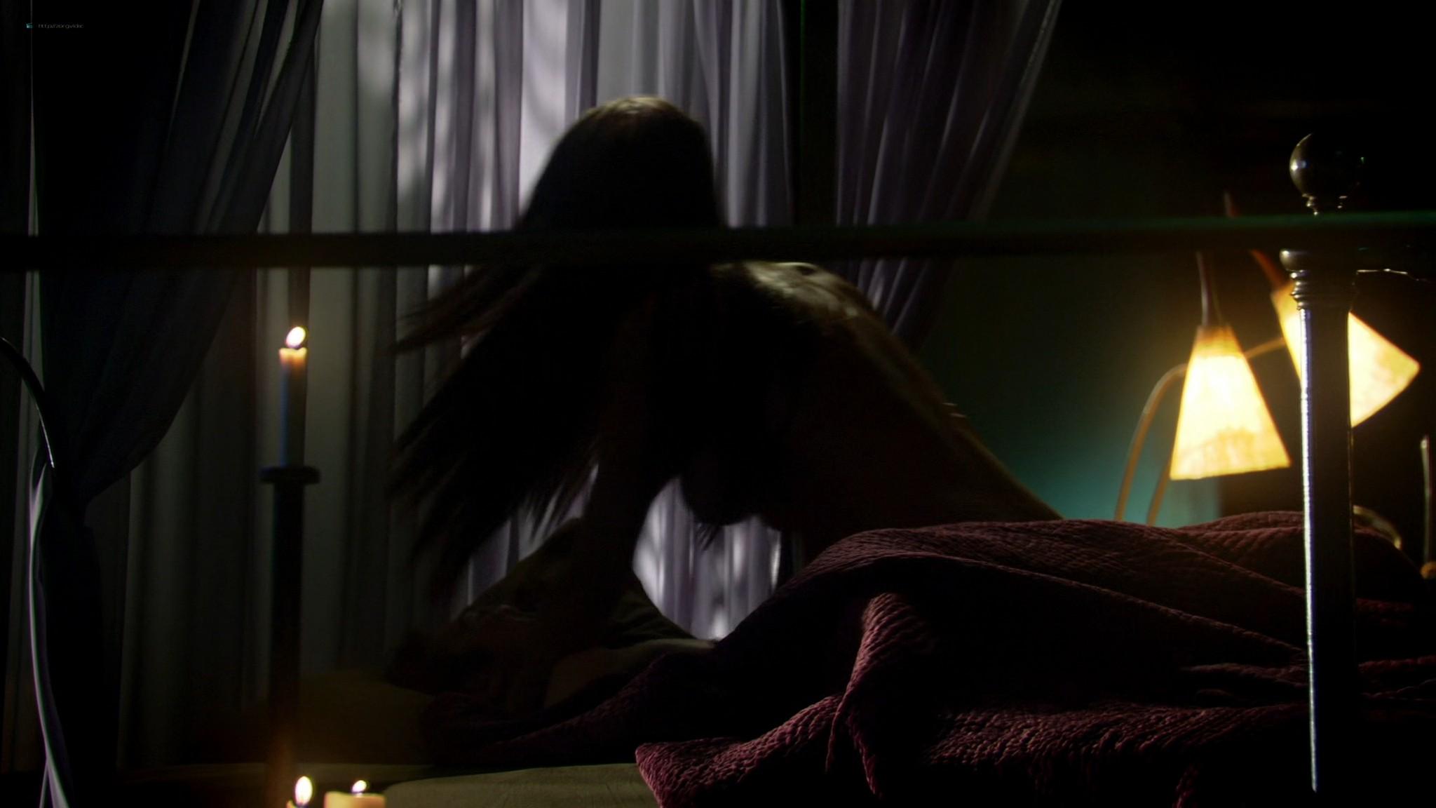 Helena Mattsson nude full frontal and Marlene Favela nude Species The Awakening 2007 HD 1080p BluRay REMUX 002