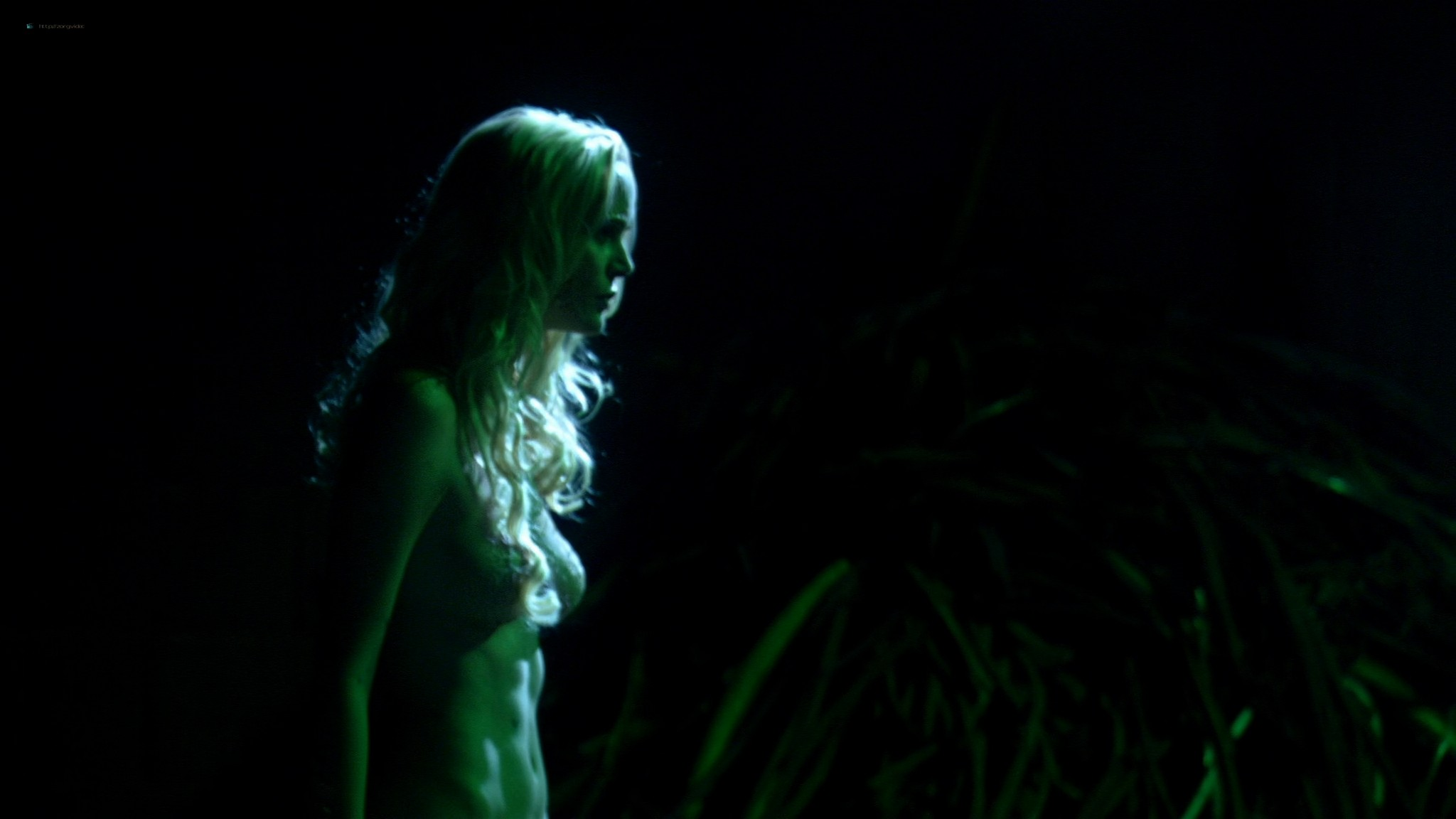 Helena Mattsson nude full frontal and Marlene Favela nude Species The Awakening 2007 HD 1080p BluRay REMUX 016