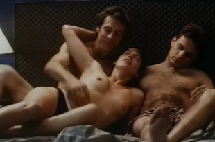 Jennifer Rubin nude sex threesome Saints and Sinners 1994 011