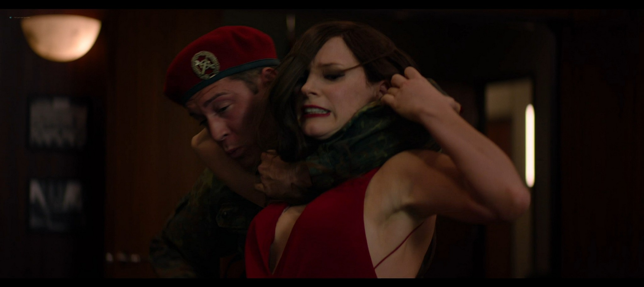 Jessica Chastain hot Jess Weixler sexy Ava 2020 HD 1080p BluRay REMUX 011