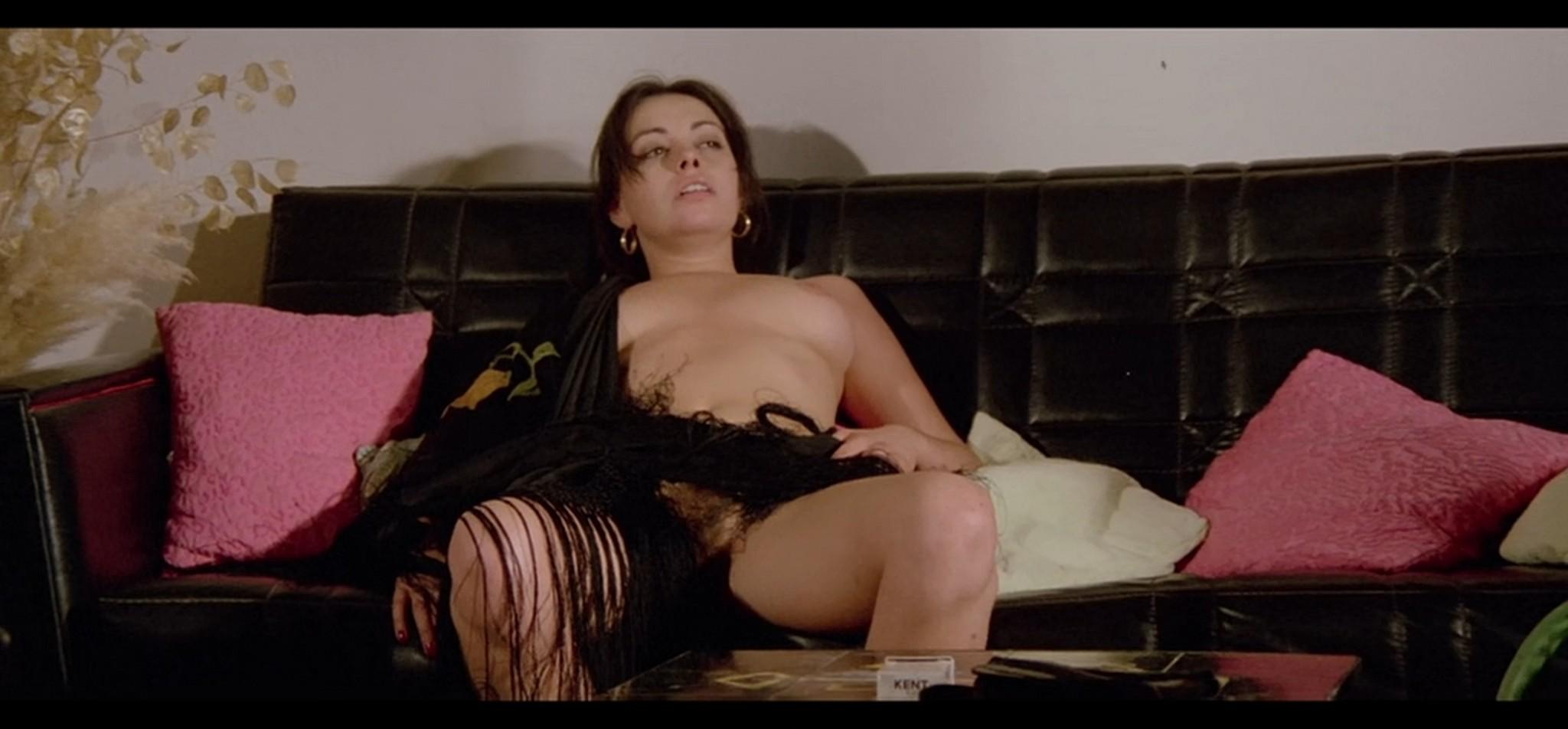 Lina Romay nude bush Elisa Vela Jasmina Bell nude sex Cries of Pleasure ES 1983 002