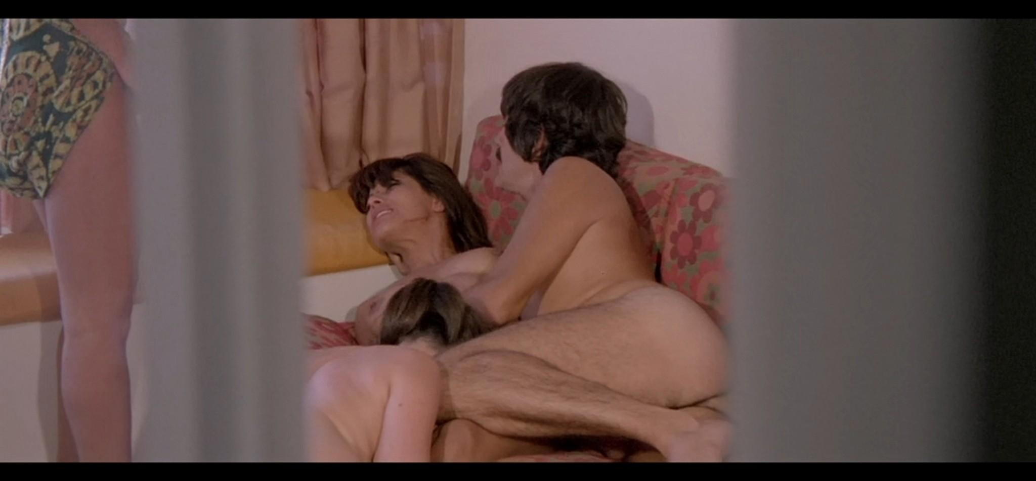 Lina Romay nude bush Elisa Vela Jasmina Bell nude sex Cries of Pleasure ES 1983 010