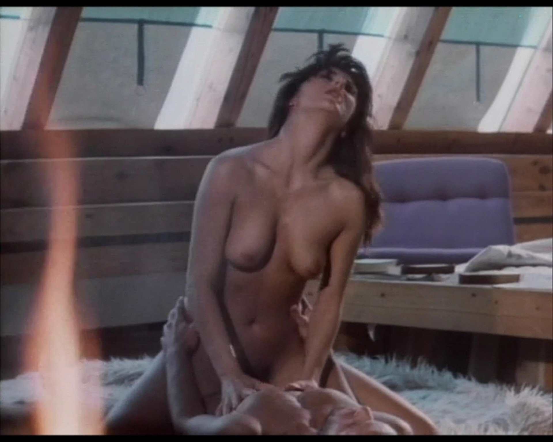 Malu nude full frontal Angeles Lopez Barea nude sex Scent of Passion 1991 012
