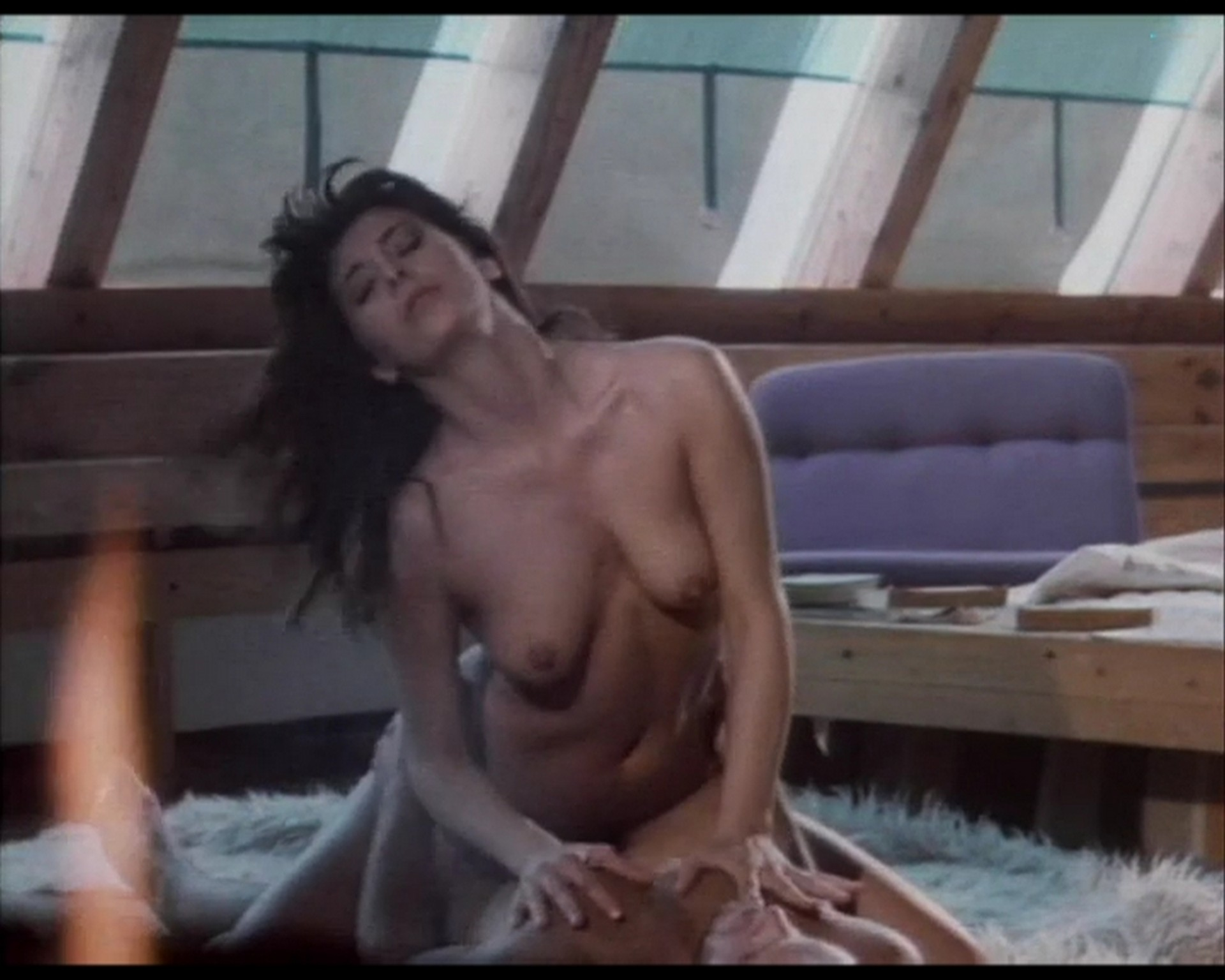 Malu nude full frontal Angeles Lopez Barea nude sex Scent of Passion 1991 013