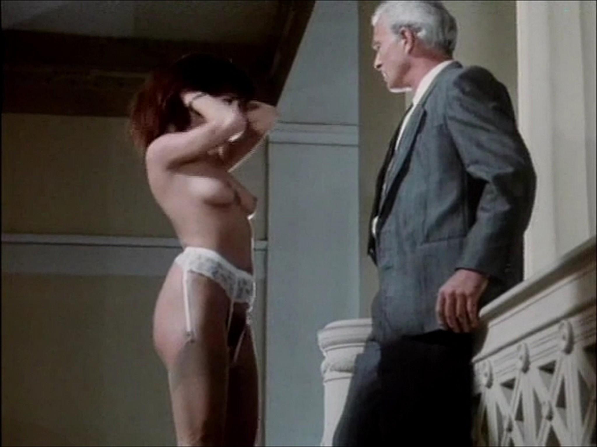 Malu nude full frontal and sex Lidija Zovkic Games of Desire IT 1991 VHSrip 002