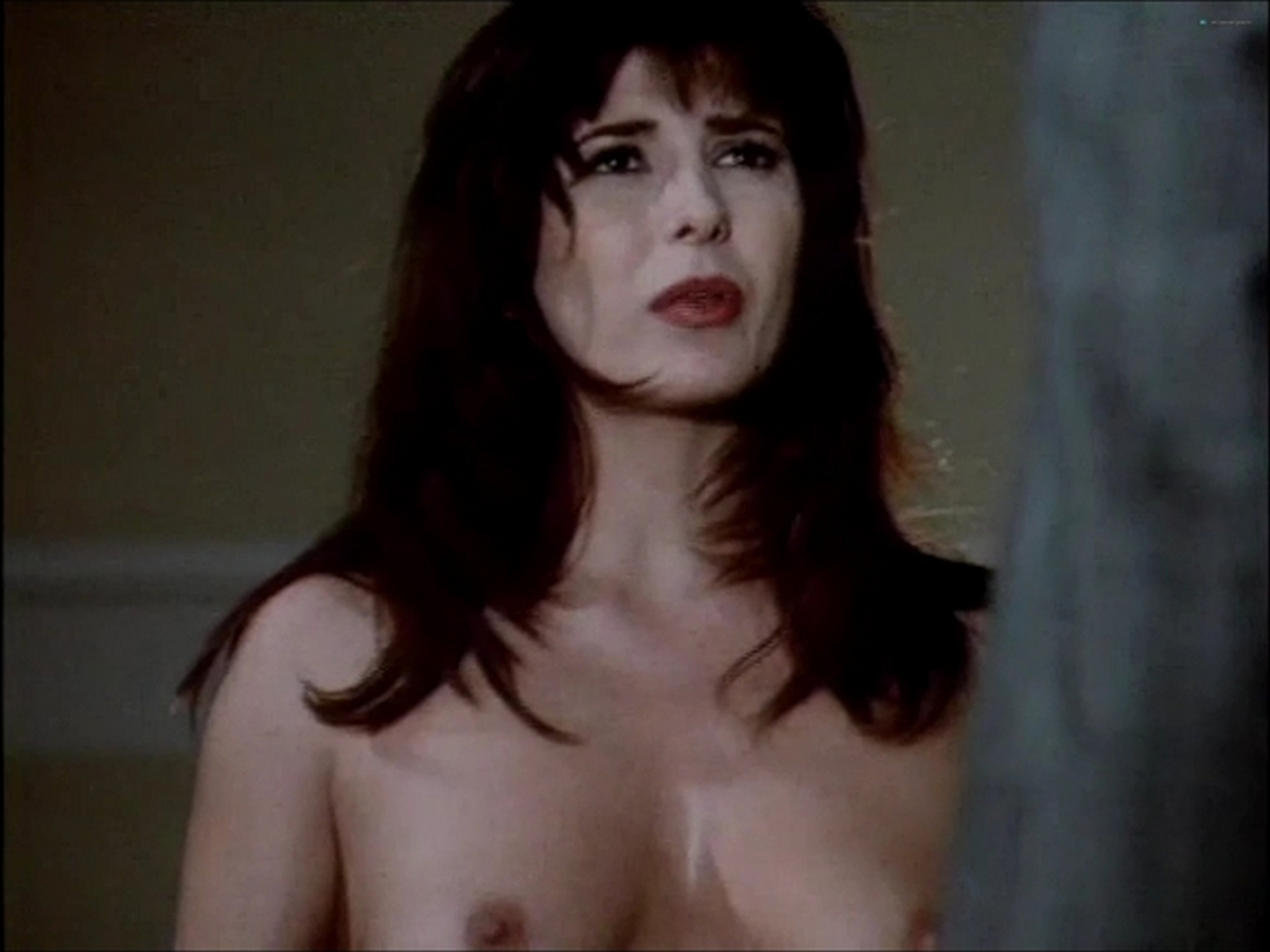 Malu nude full frontal and sex Lidija Zovkic Games of Desire IT 1991 VHSrip 003