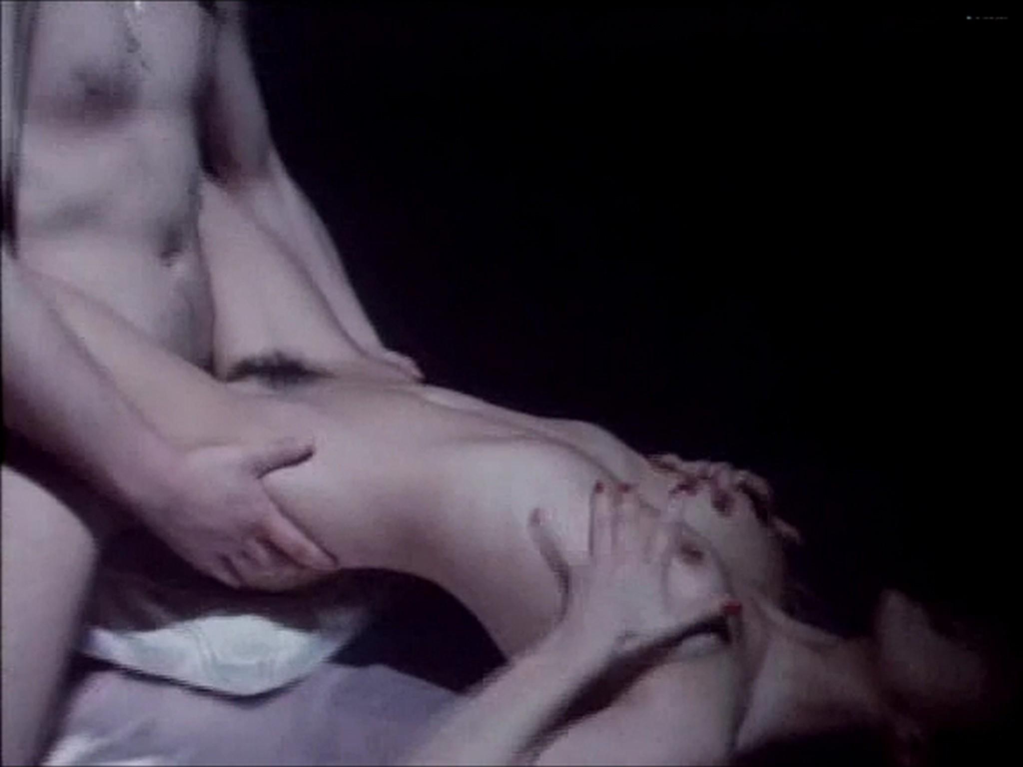 Malu nude full frontal and sex Lidija Zovkic Games of Desire IT 1991 VHSrip 009