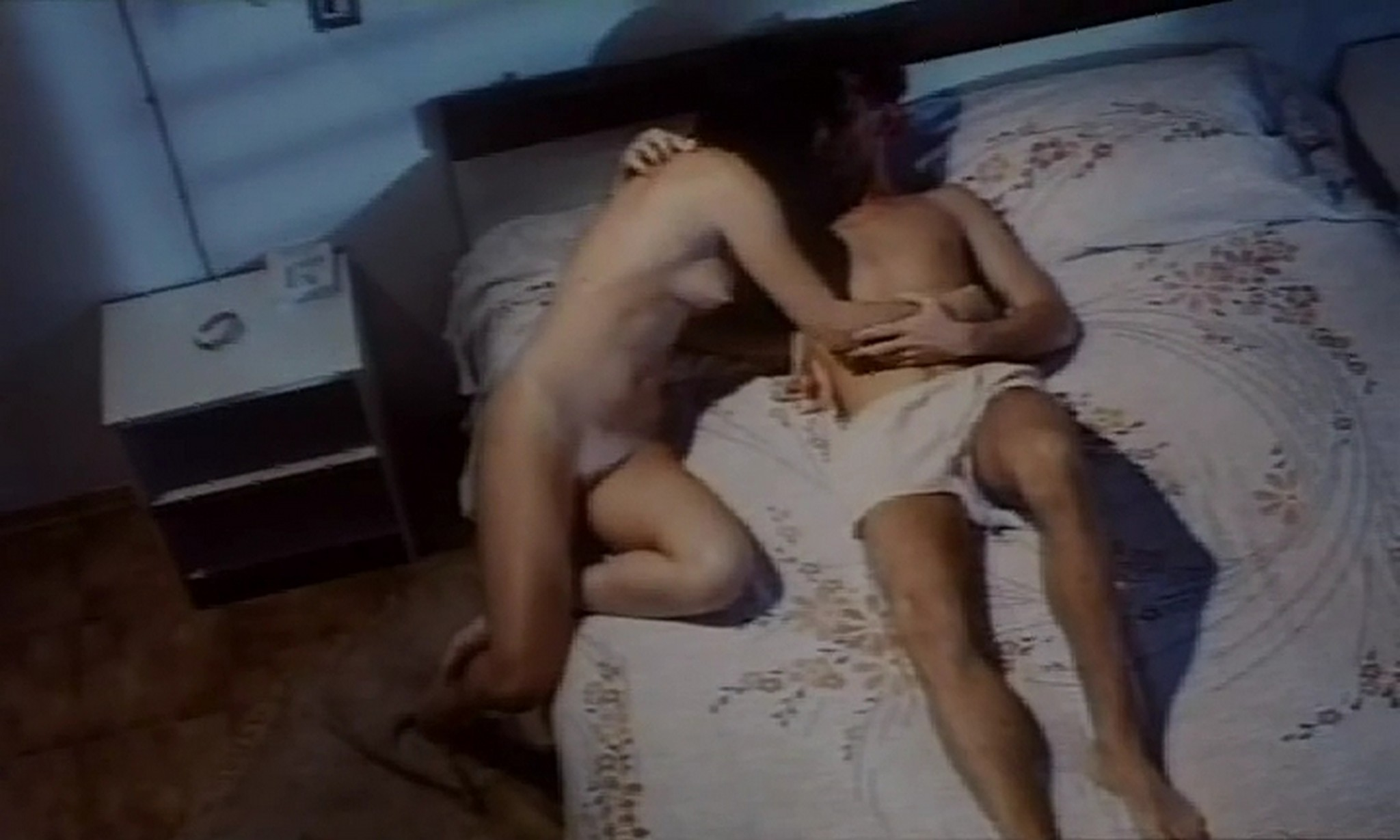 Valentine Demy nude full frontal and sex Carmen Di Pietro nude too Hard Car – Desiderio sfrenato del piacere 1990 011