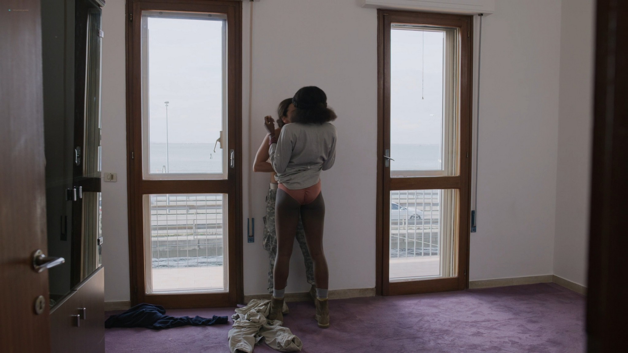 Alice Braga nude lesbian sex with Faith Alabi Chloe Sevigny sexy We Are Who We Are 2020 s1e5 HD 1080p 001