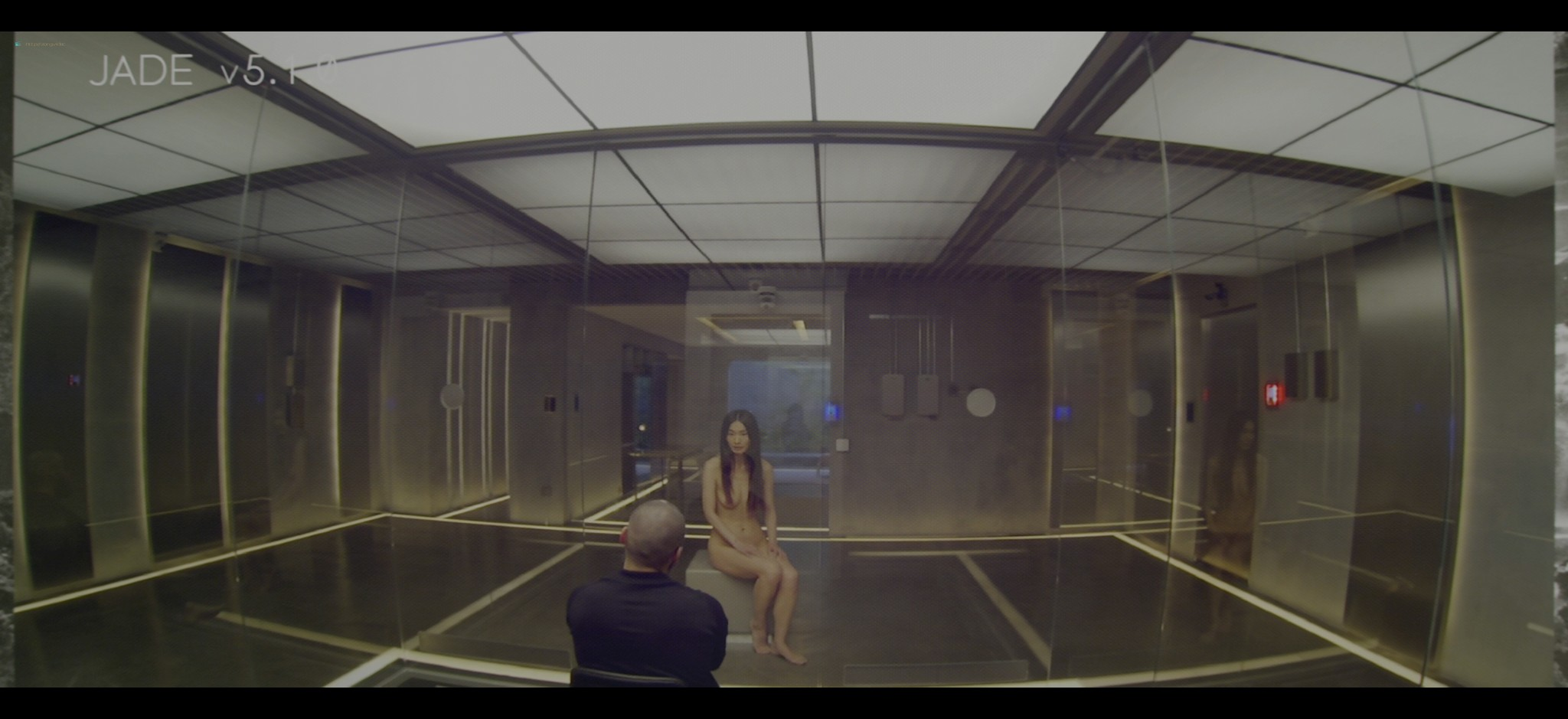 Alicia Vikander nude full frontal Sonoya Mizuno nude bush and others nude Ex Machina 2015 UHD 2160 1080p 006