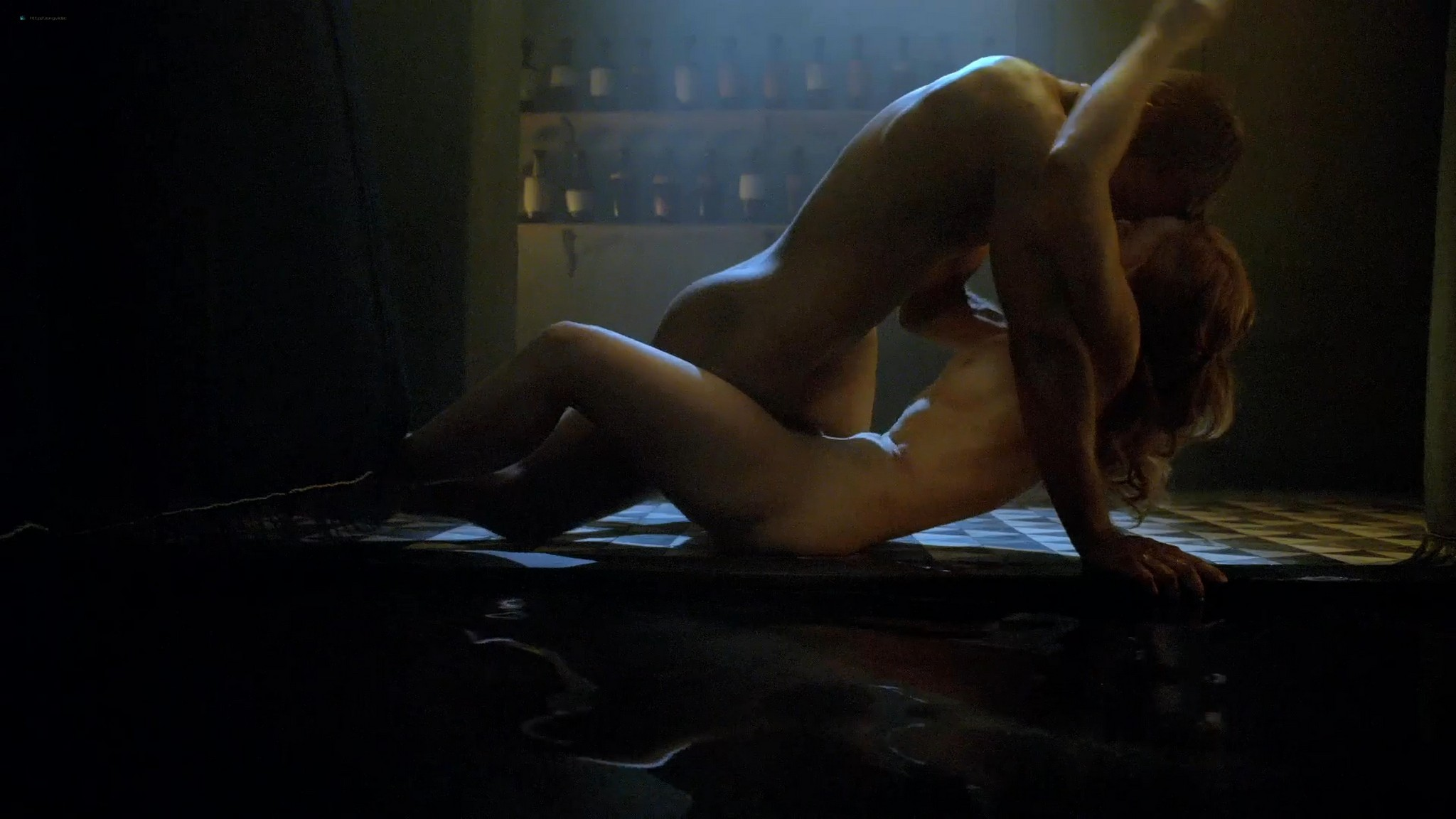 Anna Hutchison nude and hot sex Spartacus 2013 s3e8 HD 1080p BluRay 005