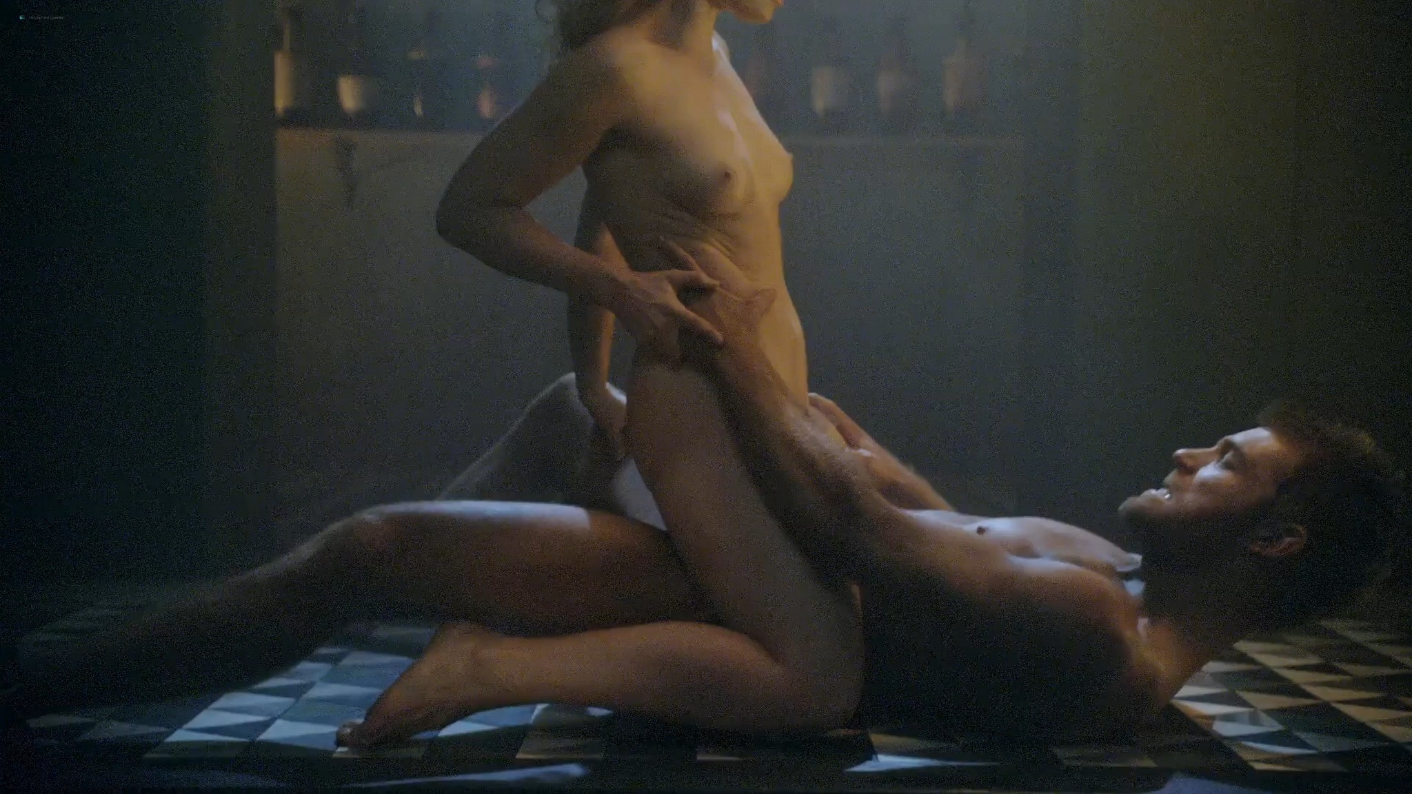 Anna Hutchison nude and hot sex Spartacus 2013 s3e8 HD 1080p BluRay 009