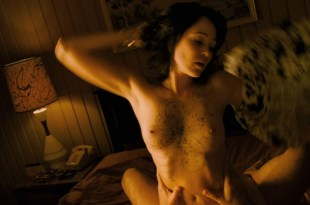 Autumn Reeser nude hot sex Sienna Guillory hot The Big Bang 2011 HD 1080p BluRay 007