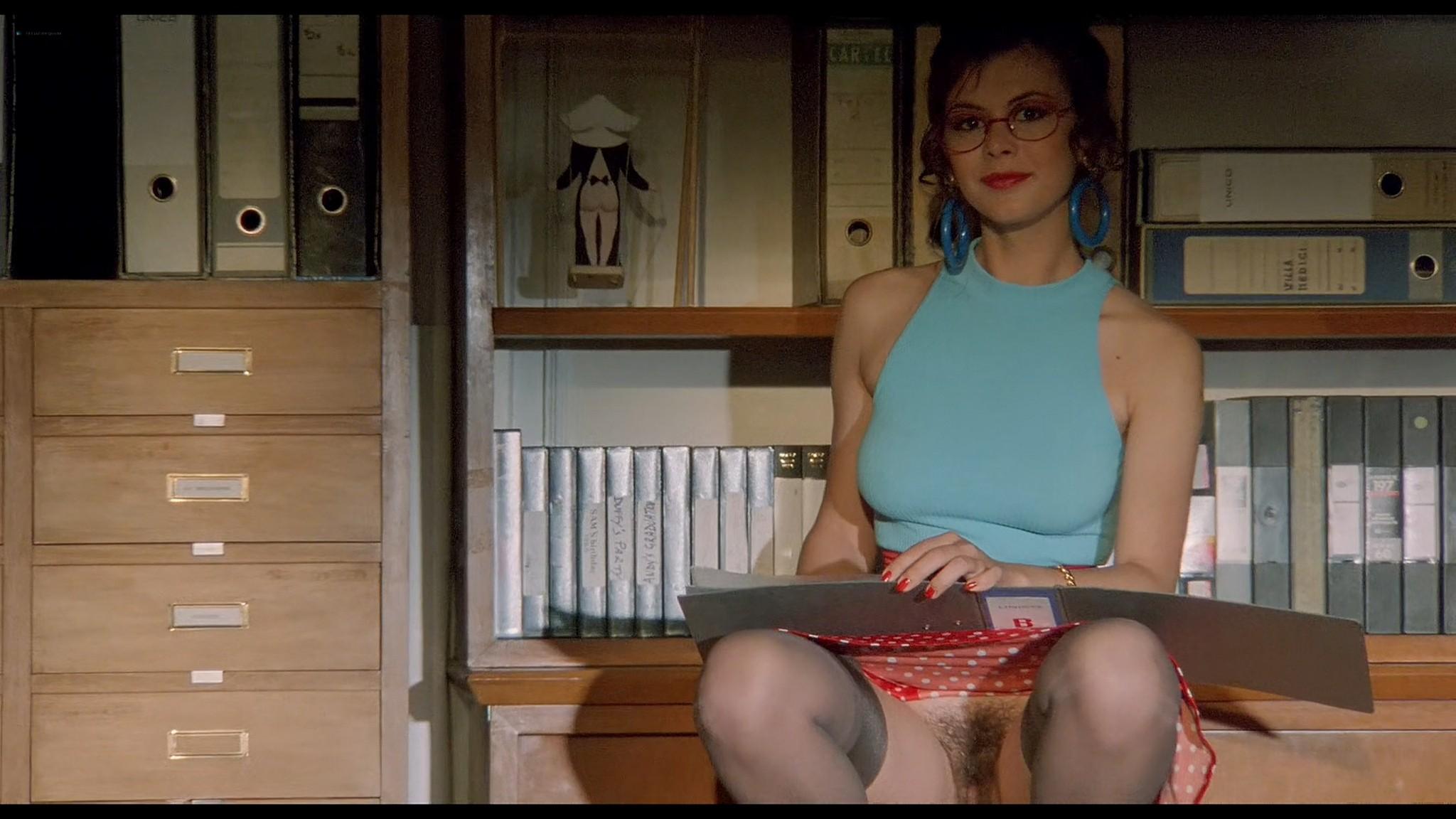 Cinzia Roccaforte nude explicit Erika Savastani and other nude sex explicit Fermo posta Tinto Brass 1995 HD 1080p BluRay 009
