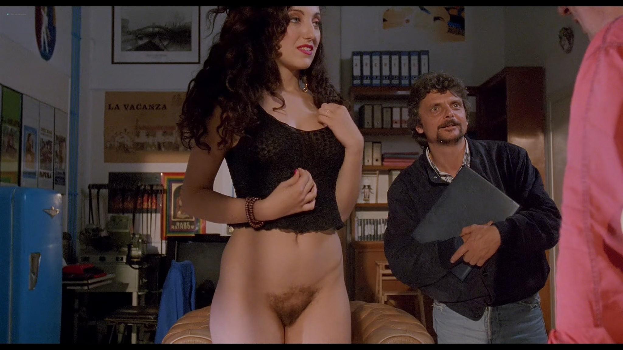 Cinzia Roccaforte nude explicit Erika Savastani and other nude sex explicit Fermo posta Tinto Brass 1995 HD 1080p BluRay 018