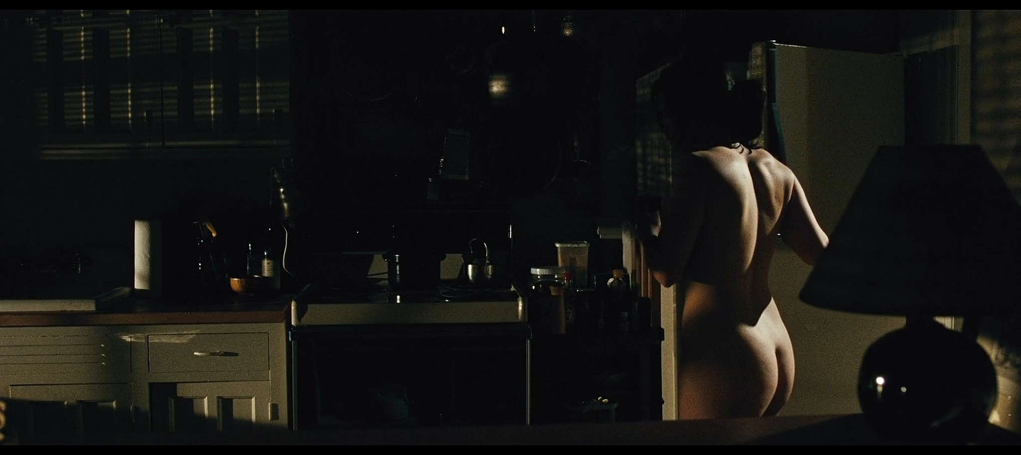 Emily Hampshire naked and full frontal nude Good Neighbours 2010 HD 1080p BluRay009