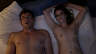 Emily Hampshire nude and sex - All The Wrong Reasons (2013) HD 1080p