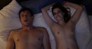 Emily Hampshire nude and sex All The Wrong Reasons 2013 HD 1080p 003
