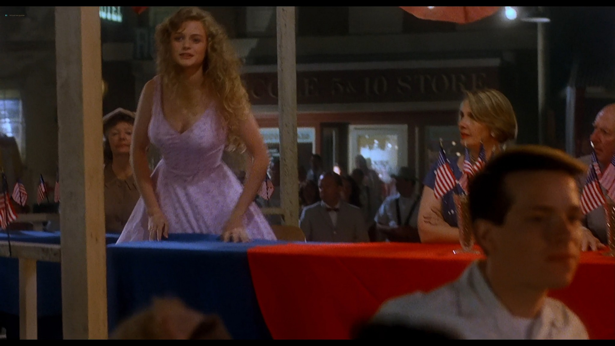 Heather Graham cute and sexy Shout 1991 HD 1080p Web 011