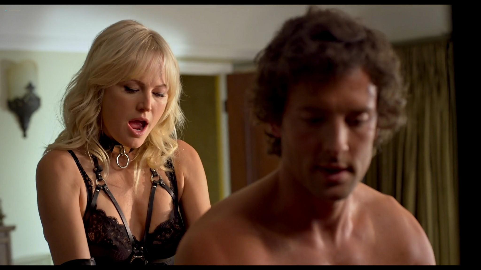 Malin Akerman hot and sexy Friendsgiving 2020 HD 1080p BluRay 004