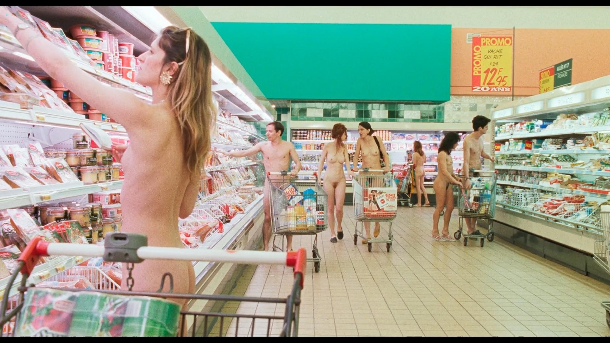 Marie Riva nude full frontal Aurelie Guichard nude Riens du tout FR 1992 HD 1080p BluRay 007